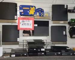 PLAY STATION 4's ON SALE $279.99 ea