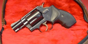 Smith & Wesson Chief's Special Model .38 revolver