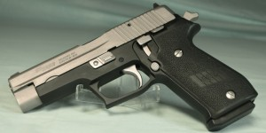 Sig Sauer P220 GERMAN Mfg .45 LIKE NEW