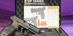 H & K VP40 Bundle LIKE NEW .40cal 13+1
