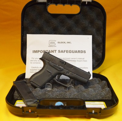 Glock 42 .380 LIKE NEW