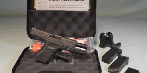 Glock 33 .357SIG LIKE NEW bundle