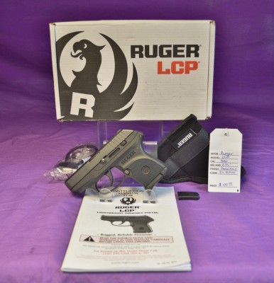 Ruger LCP .380 LIKE NEW