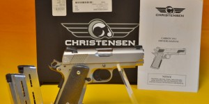 Christensen Arms Govt. Model 1911.45acp