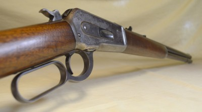 Winchester Model 1886 Chambered in 40-82WCF Mfg in 1886