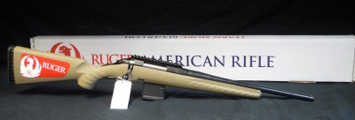 Ruger Ranch Rifle BOLT Action 5.56 NEW
