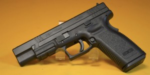 Springfield XD-45 Tactical