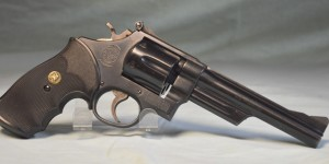 SMITH & WESSON Model 28-2 Highway Patrolman 6