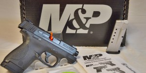 Smith & Wesson MP9 Shield factory new